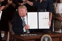 特朗普签署网络安全行政令,保障美国优势地位